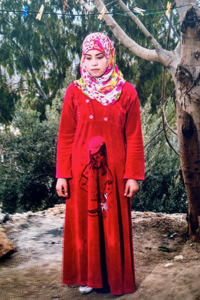 syrischmeisje